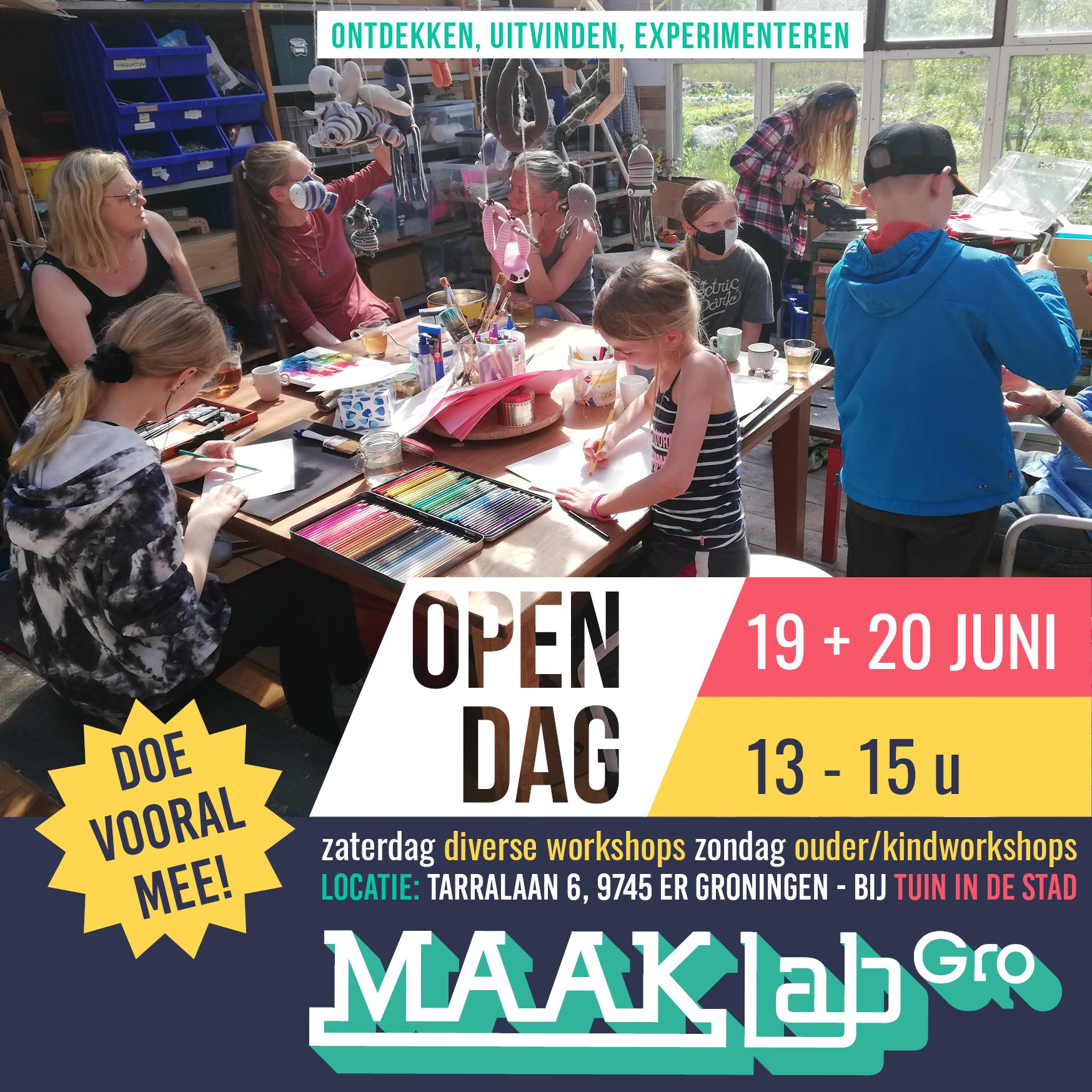 Open Dag MaaklabGro